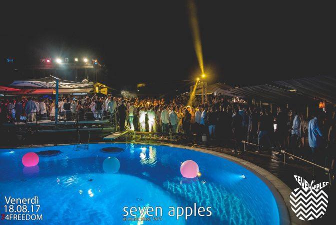 venerdì seven apples