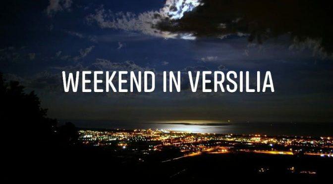 weekend in versilia eventi