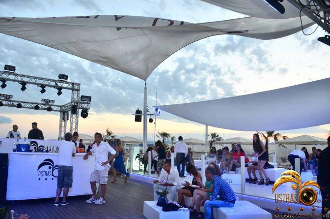 aperitivo discoteca ostras beach