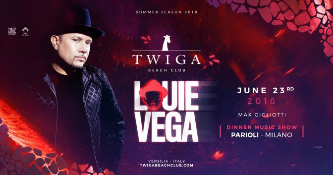 louie vega twiga beach