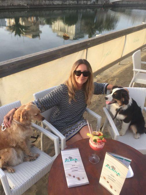 monica sodini aperitivo per cani