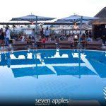 piscina aperitivo domenica seven