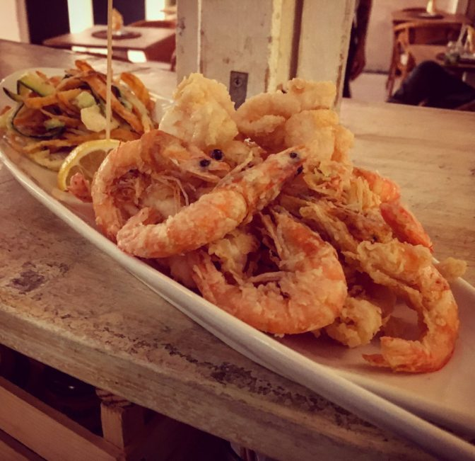 ristorante pesce marina di pisa