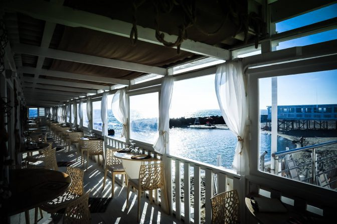 ristorante sul mare pisa