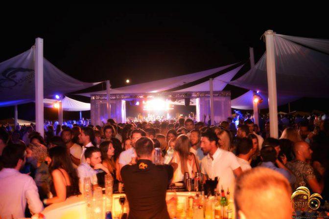 sabato discoteca ostras beach