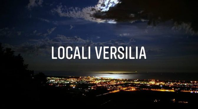 sito locali versilia