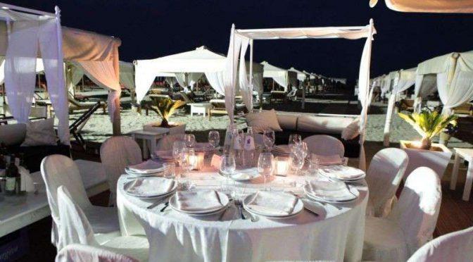 twiga beach giovedì ristorante
