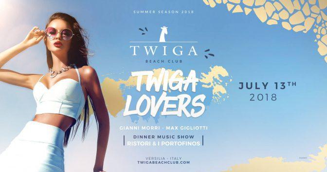 13 luglio twiga beach