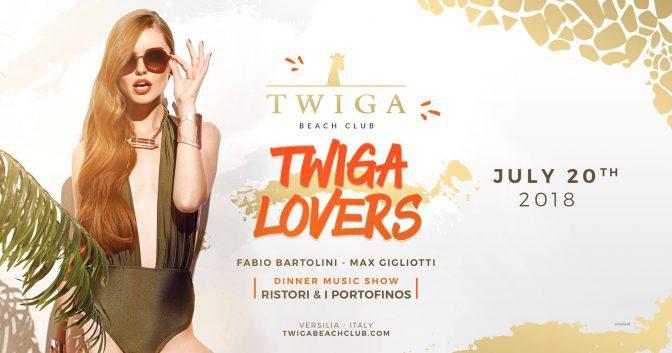 20 luglio twiga beach