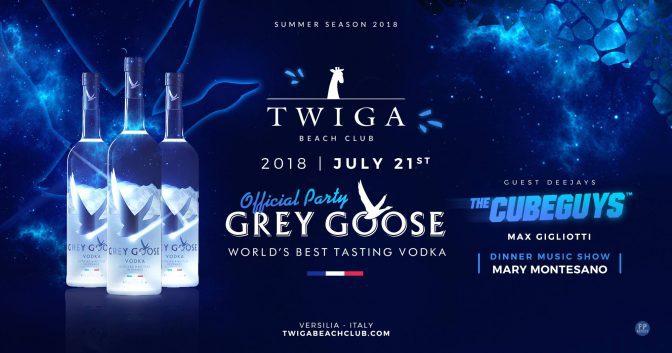 21 luglio twiga beach