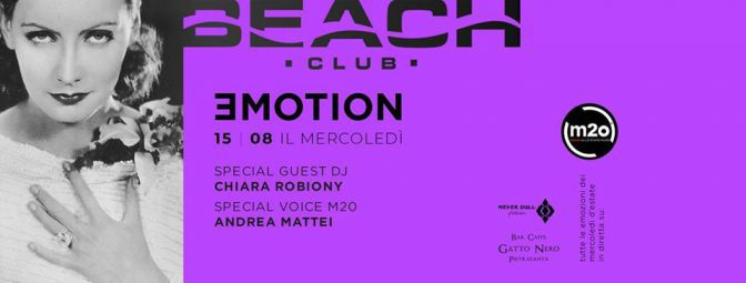 ferragosto beach club discoteche versilia