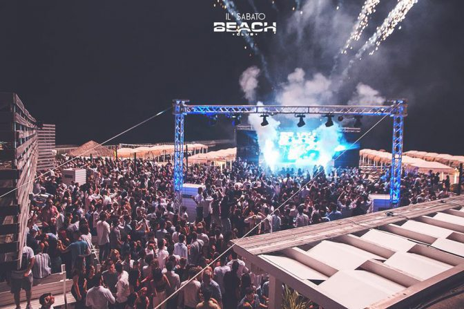 riapertura beach club cinquale