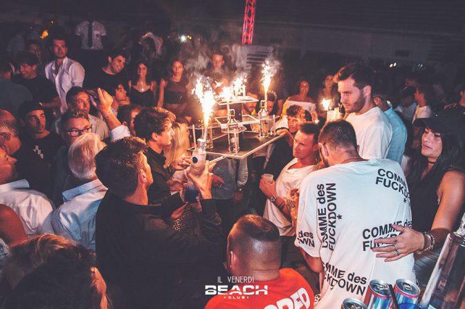 riapertura beach club forte dei marmi