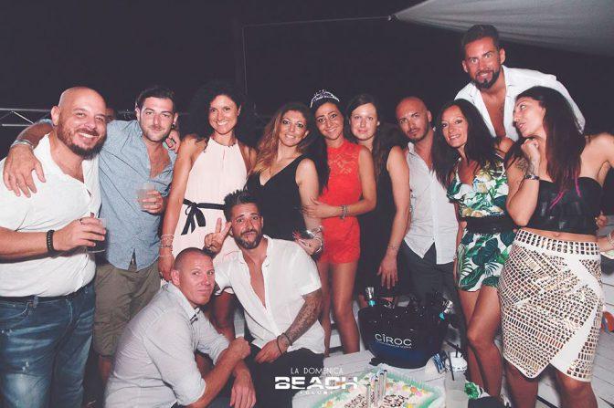 riapertura beach club in versilia