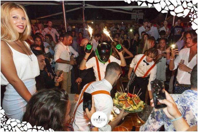 twiga la discoteca più esclusiva d'italia