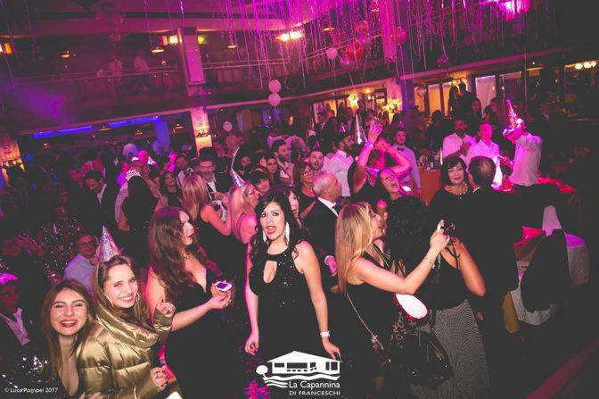 discoteca capodanno la capannina di franceschi