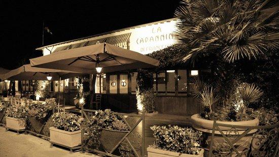 indirizzo ristorante capannina