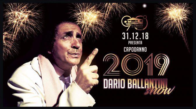 dario ballantini capodanno capannina 2019