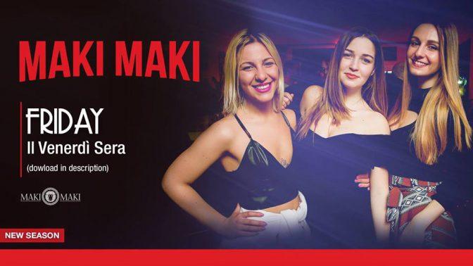 discoteche in versilia maki maki