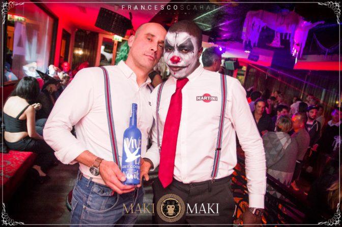 feste in maschera halloween maki maki