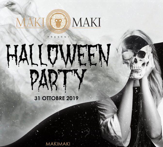 halloween versilia maki maki
