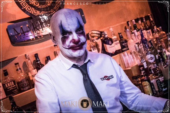 serate in maschera halloween maki maki