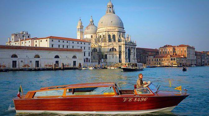 water taxi venezia