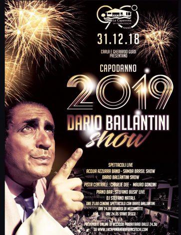 capannina capodanno 2019