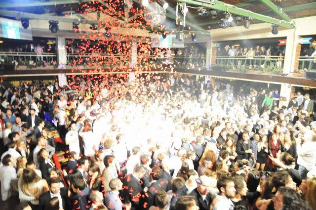 capodanno capannina 2020 discoteca