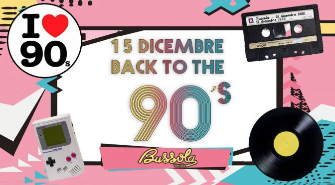 back to 90 bussola versilia