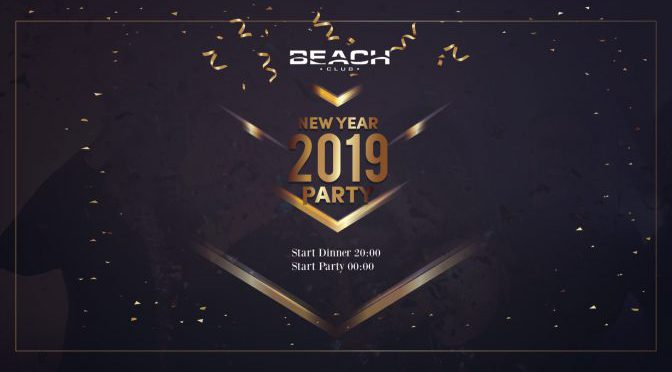 last second capodanno beach club