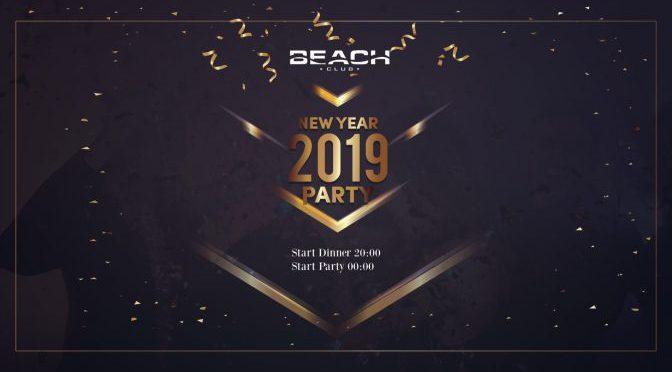 capodanno versilia 2019 beach