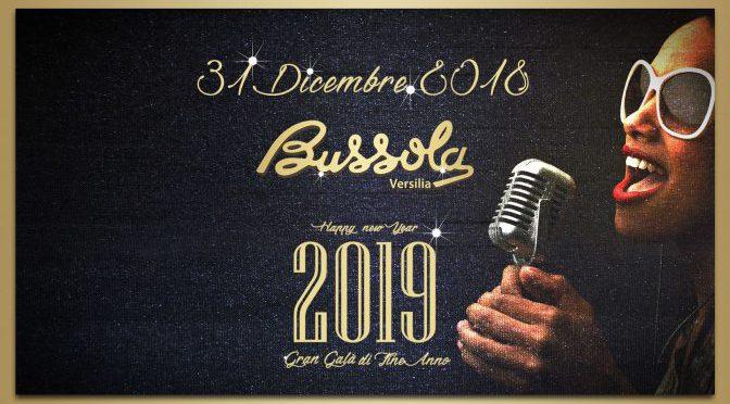 capodanno versilia 2019 bussola