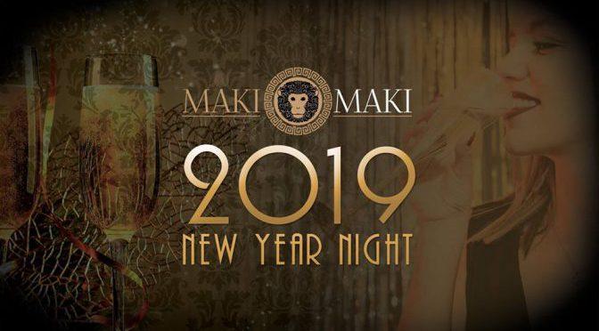 capodanno versilia 2019 maki maki