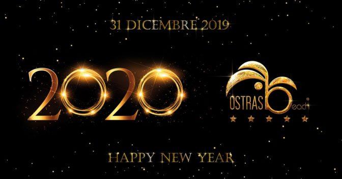 capodanno versilia 2019/2020 ostras