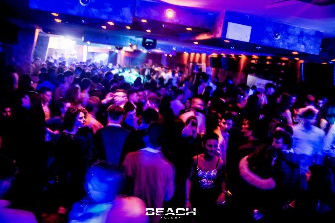 discoteca foto capodanno al beach club