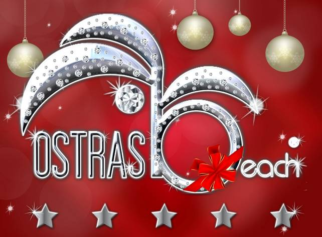 ostras beach club eventi natale