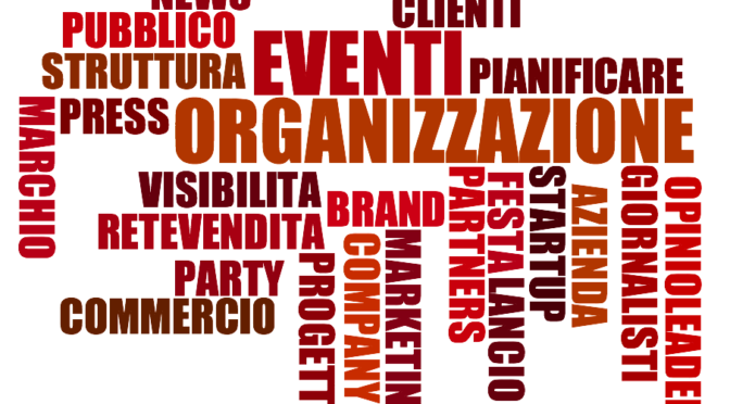 agenzia eventi