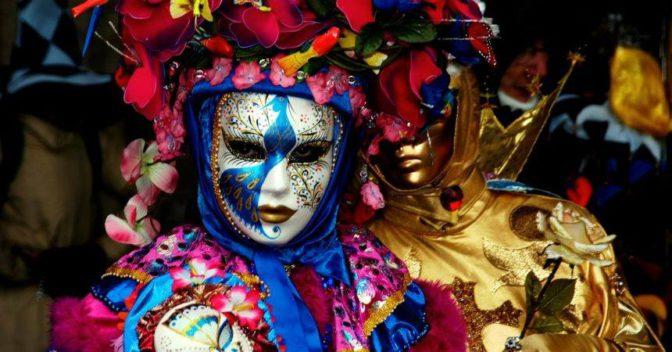 festa in maschera carnevale in capannina