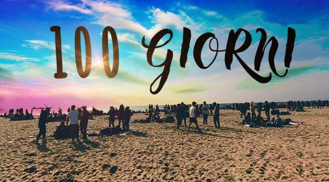 100 giorni in versilia
