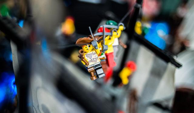 LEGO Centro Commerciale L'Arsenale