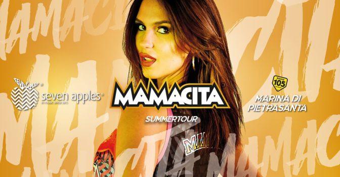 mamacita seven apples discoteche versilia