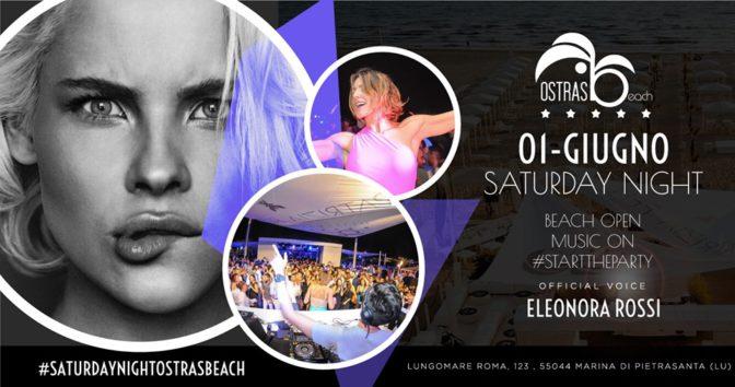 ostras beach sabato