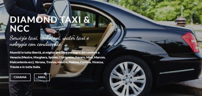 servizio taxi venezia diamondnccve.it
