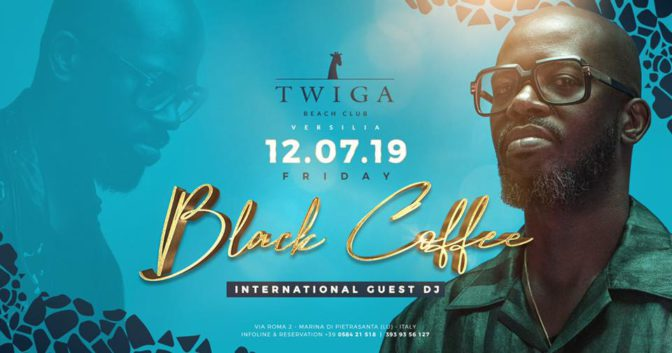 black coffee twiga