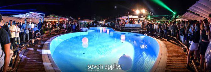 estate seven apples martedi giovedi venerdi sabato domenica