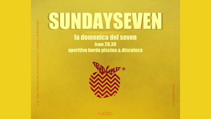 domenica seven versilia