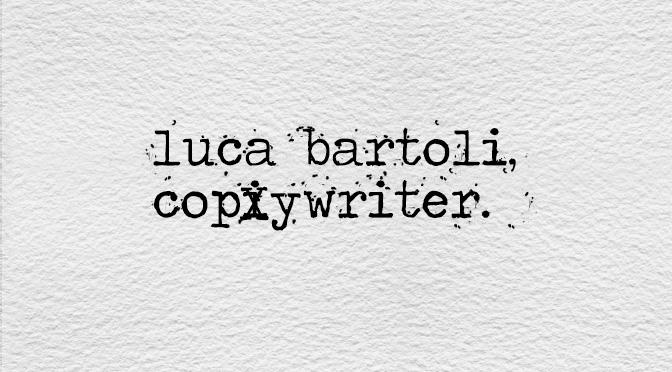 copywriter in italia