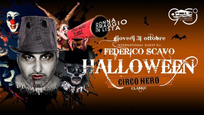 halloween capannina di franceschi