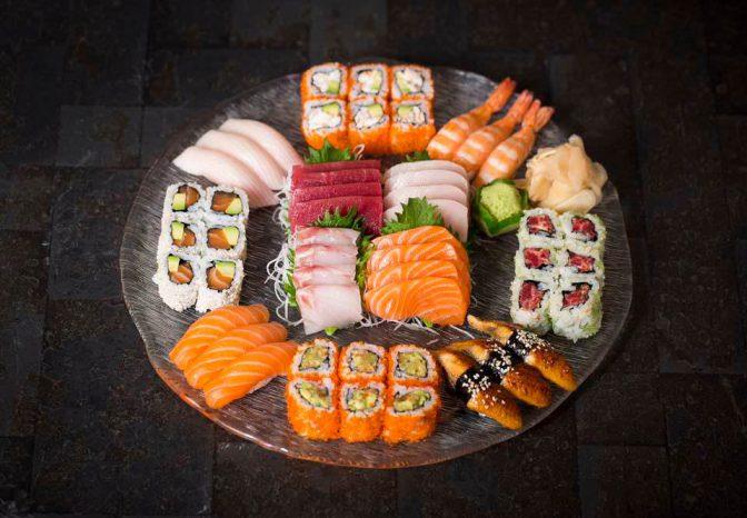 miglior ristorante giapponese versilia